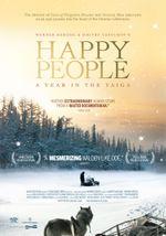 Affiche Happy people : un an dans la Taïga