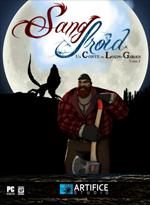 Jaquette Sang-Froid : Un Conte de Loups-Garous