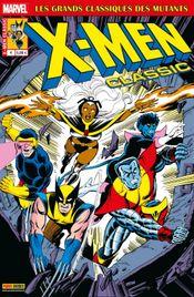 Couverture La Saga de Proteus - X-Men Classic, tome 4