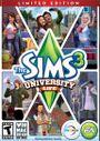 Jaquette Les Sims 3 : University