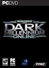 Jaquette Warhammer 40,000 : Dark Millennium Online