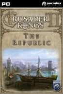 Jaquette Crusader Kings II : The Republic