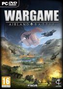 Jaquette Wargame : AirLand Battle