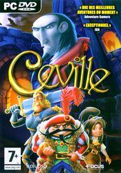 Jaquette Ceville
