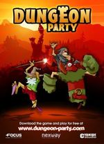 Jaquette Dungeon Party