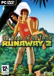 Jaquette Runaway 2: The Dream of the Turtle