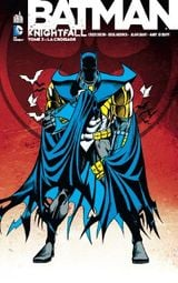 Couverture La Croisade - Batman : Knightfall, tome 3