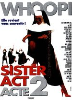 Affiche Sister Act : Acte 2
