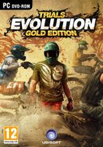Jaquette Trials Evolution: Gold Edition