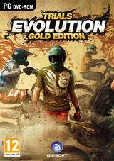 Jaquette Trials Evolution: Gold Edition