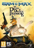 Jaquette Sam & Max : Saison 3 - The Devil's Playhouse