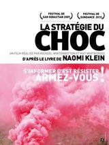 Affiche La Stratégie du choc