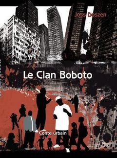 Couverture Le clan Boboto