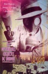 Couverture La Vamp - Les Mystérieuses Enquêtes de Sandman, tome 2