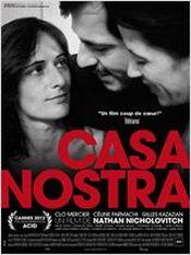 Affiche Casa Nostra