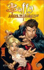 Couverture Buffy Saison 3, Tome 8 : Mauvais Sang (II)