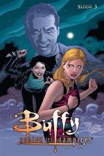 Couverture Buffy Saison 3, Tome 9 : Hantée
