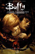 Couverture Chroniques des Tueuses de Vampire - Tome 2
