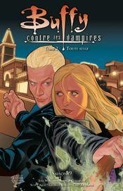 Couverture Toute Seule - Buffy Saison 9, tome 2