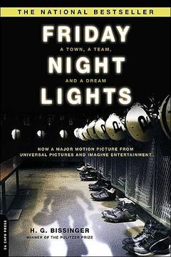 Couverture Friday Night Lights