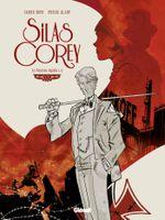 Couverture Le Réseau Aquila 1/2 - Silas Corey, tome 1