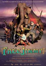 Affiche Free Jimmy