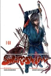 Couverture The Swordsman