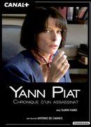 Affiche Yann Piat, chronique d'un assassinat