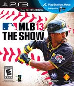 Jaquette MLB 13 : The Show