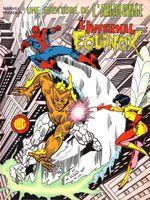 Couverture L'infernal Equinox - Une aventure de l'Araignée, tome 8