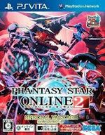 Jaquette Phantasy Star Online 2