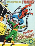 Couverture Docteur Octopus - Une aventure de l'Araignée, tome 9
