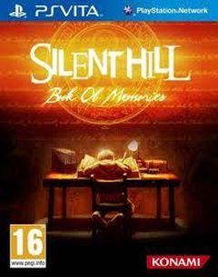 Jaquette Silent Hill : Book of Memories