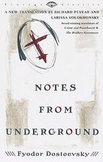Couverture Notes From Underground