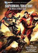 Affiche Superman/Shazam! : The Return of Black Adam