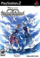 Jaquette Kingdom Hearts Re : Chain of Memories