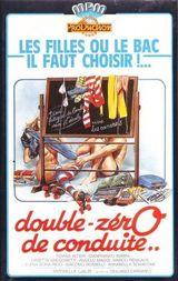 Affiche Double zéro de conduite