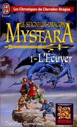 Couverture L'Écuyer - Le Seigneur-Dragon de Mystara, tome 1