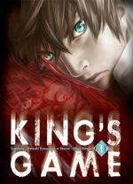 Couverture King's Game