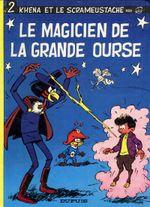 Couverture Le Magicien de la Grande Ourse - Le Scrameustache, tome 2