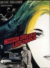 Affiche L'affaire Lady Chaplin