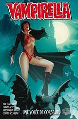 Couverture Une volée de corbeaux - Vampirella, tome 2
