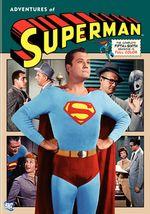 Affiche Les Aventures de Superman