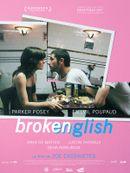Affiche Broken English
