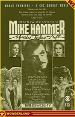 Affiche Mike Hammer : Murder Takes All