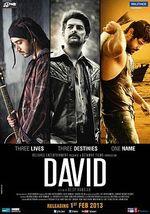 Affiche David