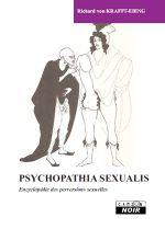 Couverture Psychopathia Sexualis