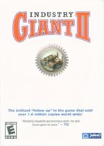 Jaquette Industry Giant II