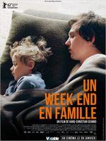 Affiche Un week-end en famille