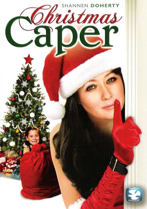 Christmas Caper FRENCH Movie Poster